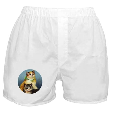 Cute Kittens Boxer Shorts