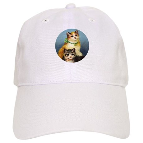 Cute Kittens Cap