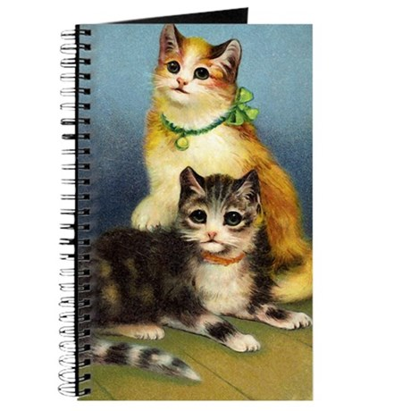 Cute Kittens Journal