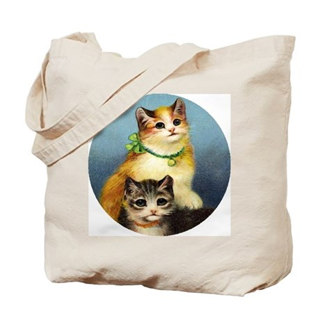 Cute Kittens Tote Bag