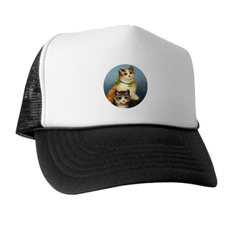 Cute Kittens Trucker Hat