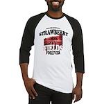 Strawberry Fields Beatle Baseball Jersey