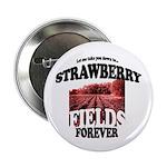 Strawberry Fields Beatle Button