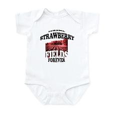 Strawberry Fields Beatle Infant Bodysuit
