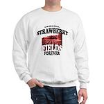 Strawberry Fields Beatle Sweatshirt