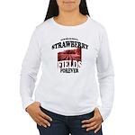 Strawberry Fields Beatle Women's Long Sleeve T-Shi