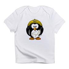 Mail Man Penguin Infant T-Shirt