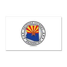 Arizona Gilbert Mission TShirts and Gifts Car Magn