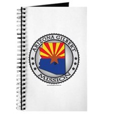 Arizona Gilbert Mission TShirts and Gifts Journal