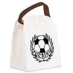 BASEBALL2.png Canvas Lunch Bag