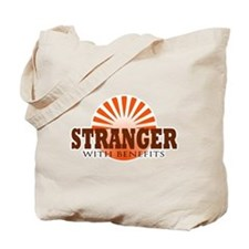 stranger with benefits.png Tote Bag