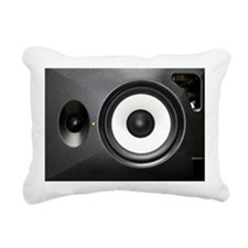 Loudspeaker Rectangular Canvas Pillow