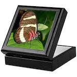 Butterfly pic Keepsake Box