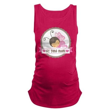 First Time Mom Gift Maternity Tank Top