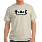 ToXiC Superstition T-Shirt (Grey) M
