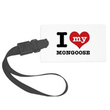I love my MONGOOSE Luggage Tag