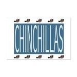 Chinchillas Poster 
