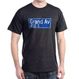 Grand Ave., Los Angeles - USA T-Shirt
