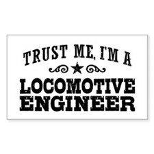 Locomotive Engineer Decal