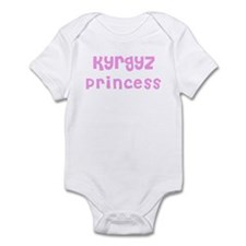Kyrgyz Princess Infant Bodysuit