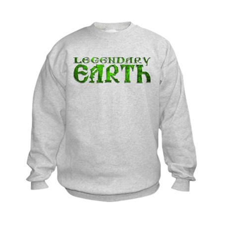 Legendary Earth color Sweatshirt
