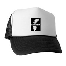 Unique Surf Trucker Hat