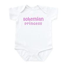 Bohemian Princess Infant Bodysuit