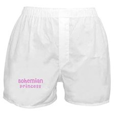 Bohemian Princess Boxer Shorts