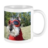 Cool Mini Schnauzer Mug