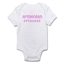 Armenian Princess Onesie