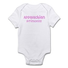 Appalachian Princess Onesie