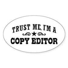 Copy Editor Decal