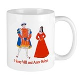 Royal Couple Henry & Anne Coffee Cup