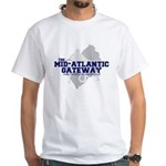 Mid-Atlantic Gateway White T-Shirt