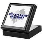 Mid-Atlantic Gateway Keepsake Box
