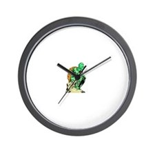 Cool Thinker Wall Clock