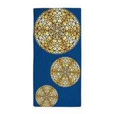 Celestial Sun Beach Towel