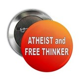 ATHEIST ... Button