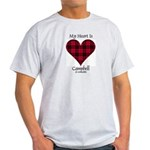 Heart - Campbell of Ardmaddie Light T-Shirt