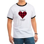 Heart - Campbell of Ardmaddie Ringer T