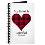 Heart - Campbell of Ardmaddie Journal
