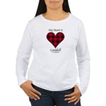 Heart - Campbell of Ardmaddie Women's Long Sleeve