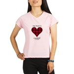 Heart - Campbell of Ardmaddie Performance Dry T-Sh