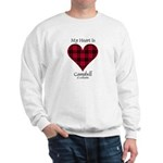 Heart - Campbell of Ardmaddie Sweatshirt