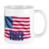Vance American Flag Gift Small Mugs