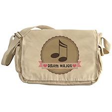Drum Major gift Messenger Bag