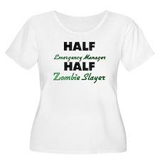 Half Emergency Manager Half Zombie Slayer Plus Siz