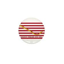 Official Tea Party Flag Mini Button (10 pack)