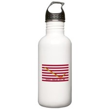 Official Tea Party Flag Water Bottle