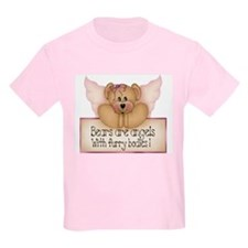 Bears are Angel's Kids T-Shirt
